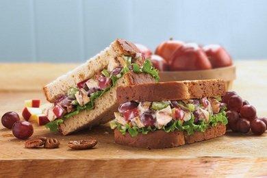 Arby's Chicken Salad Sandwich