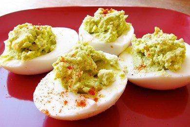Deviled eggs recipe healthier deviled eggs recipe forumfinder Gallery