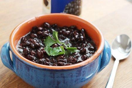 Chipotle Black Bean Recipe