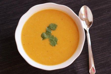 Butternut Squash Coconut Soup