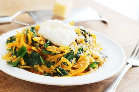 How to Make Butternut Squash Noodles