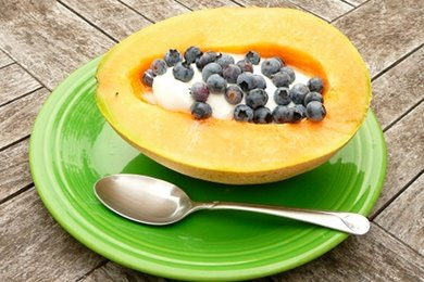 Low Calorie Cantaloupe Recipe