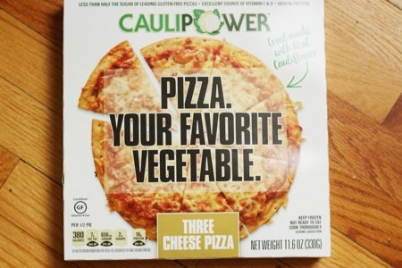 Caulipower Pizza Review