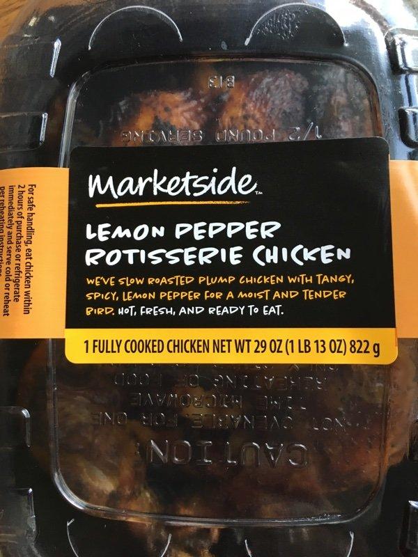 Walmart Rotisserie Chicken