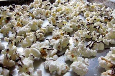 Popcorn With Chocolate Recipe