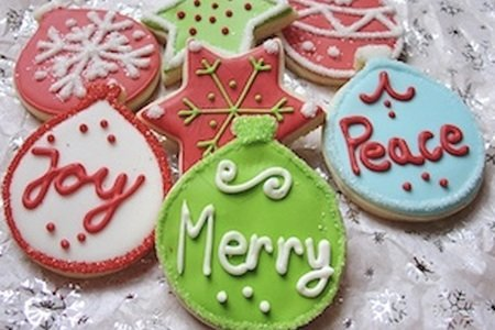 Healthy Sugar Cookies