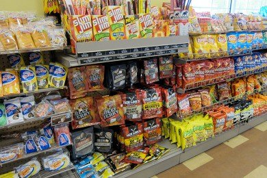 Ten Healthy Convenience Store Snacks