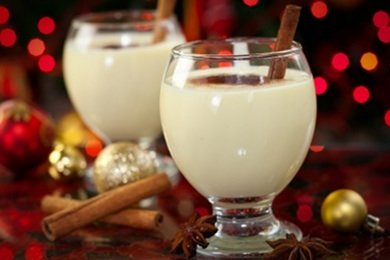 Lighter Egg Nog