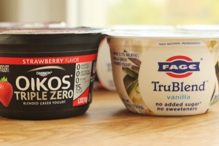 Oikos Triple Zero and Fage True Blend Review