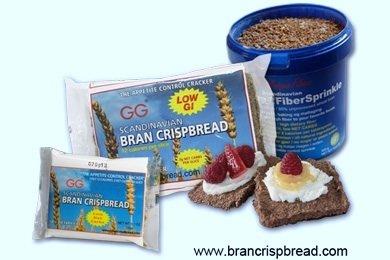 GG Bran Crackers