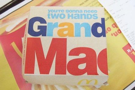 McDonald's Grand Mac