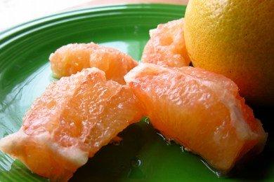 Grapefruit Sweeter
