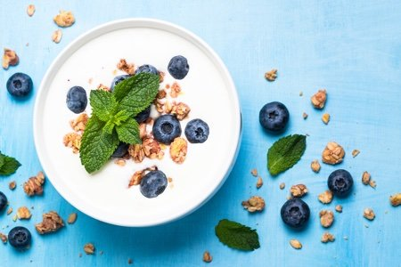 Healthy Greek Yogurt