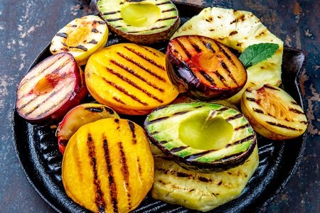 Easy Healthy Grill Recipes