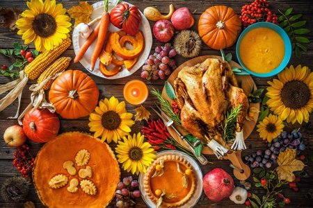 Healthy Thanksgiving Recipes 2018