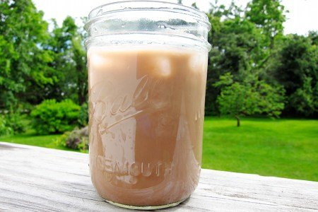 Low Calorie Iced Mocha Recipe
