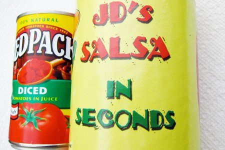 JD's Salsa Review