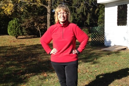 Julie Loses 145 pounds