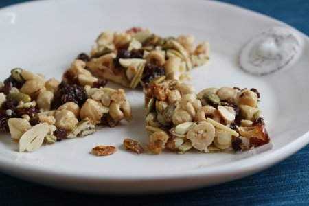 Fruit and Nut Bar Recipe