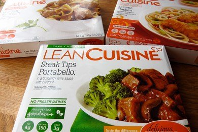 Lean Cuisine Unhealthy