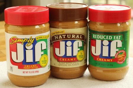 Is Jif Natural Peanut Butter Healthy?