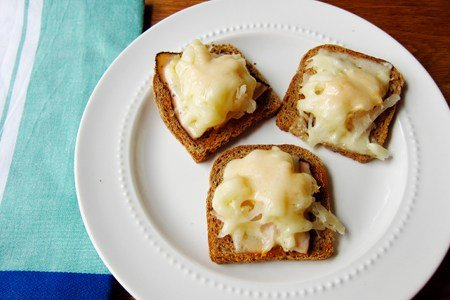 Mini Reuben Sandwiches