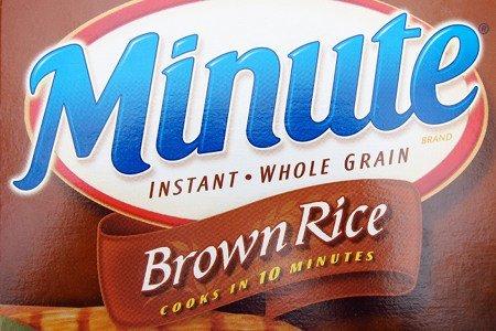 Brown Minute Rice