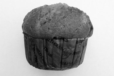 This Muffin Has a Dark Secret