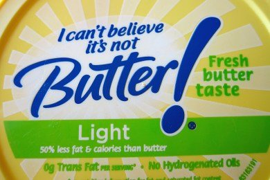 I Can't Believe It's Not Butter vs Whipped Butter