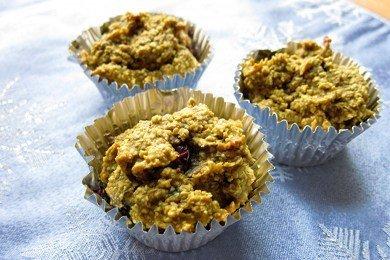Natural Fat-Free Muffin Recipe
