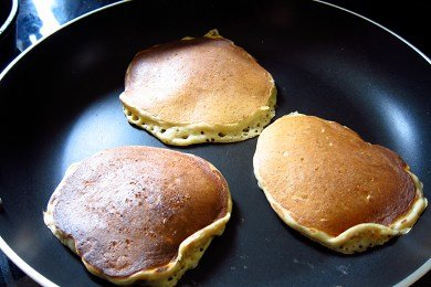 Super Oat Pancake Recipe