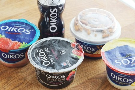 Dannon Oikos Review