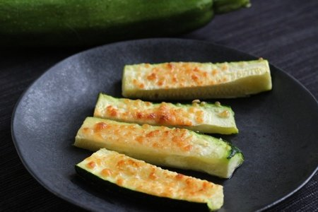 Zucchini Cheese Fries
