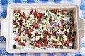 Healthy Layered Bean Dip with Quinoa