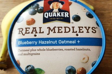 Quaker Real Medley Review