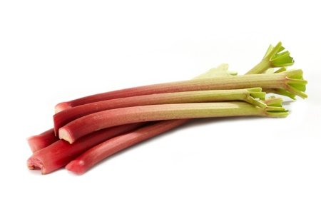 Slow Cooker Rhubarb