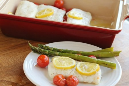 Simple Cod Recipes