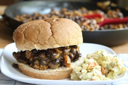 Grown Up Sloppy Joes