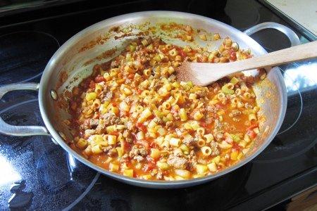 Homemade Spaghetti Os recipe