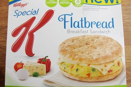 Special K Breakfast Sandwich Review