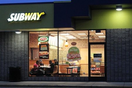 Subway versus McDonalds
