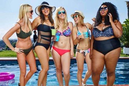 Target's Bikini Ad