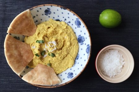 Thai Hummus Recipe