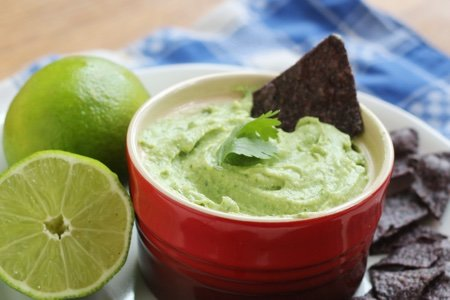 Lighter Guacamole