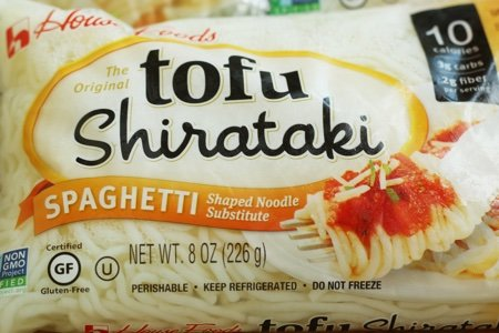 Tofu Shirataki Noodles Review