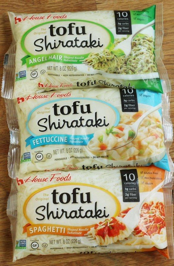 Tofu Shirataki Noodles Review