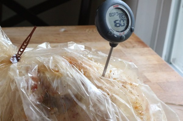 Butterball turkey breast in a bag