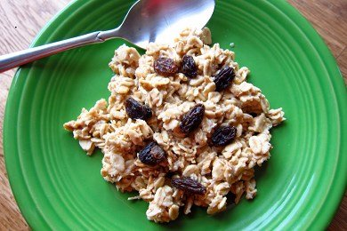No Cook Oatmeal Breakfast