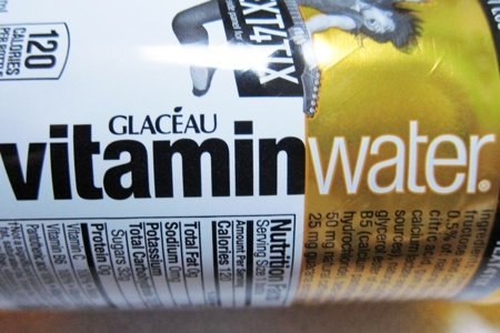 Vitamin Water Review