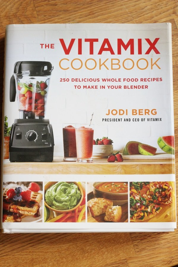 Vitamix zucchini soup i have cooked about 4 recipes from this book and all of them have been consistent they include the nutrition facts and you can calculate smartpoints values forumfinder Choice Image